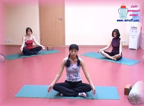 joga posle rodov